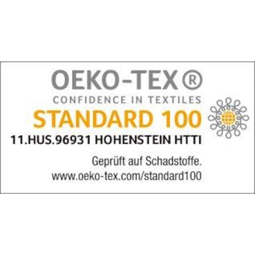 Mediflow Wasserkissen »Reisewasserkissen«, Bezug: 100% Baumwolle, (1 St.)