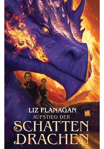 Buch »Aufstieg der Schattendrachen / Liz Flanagan, Bettina Münch« kaufen