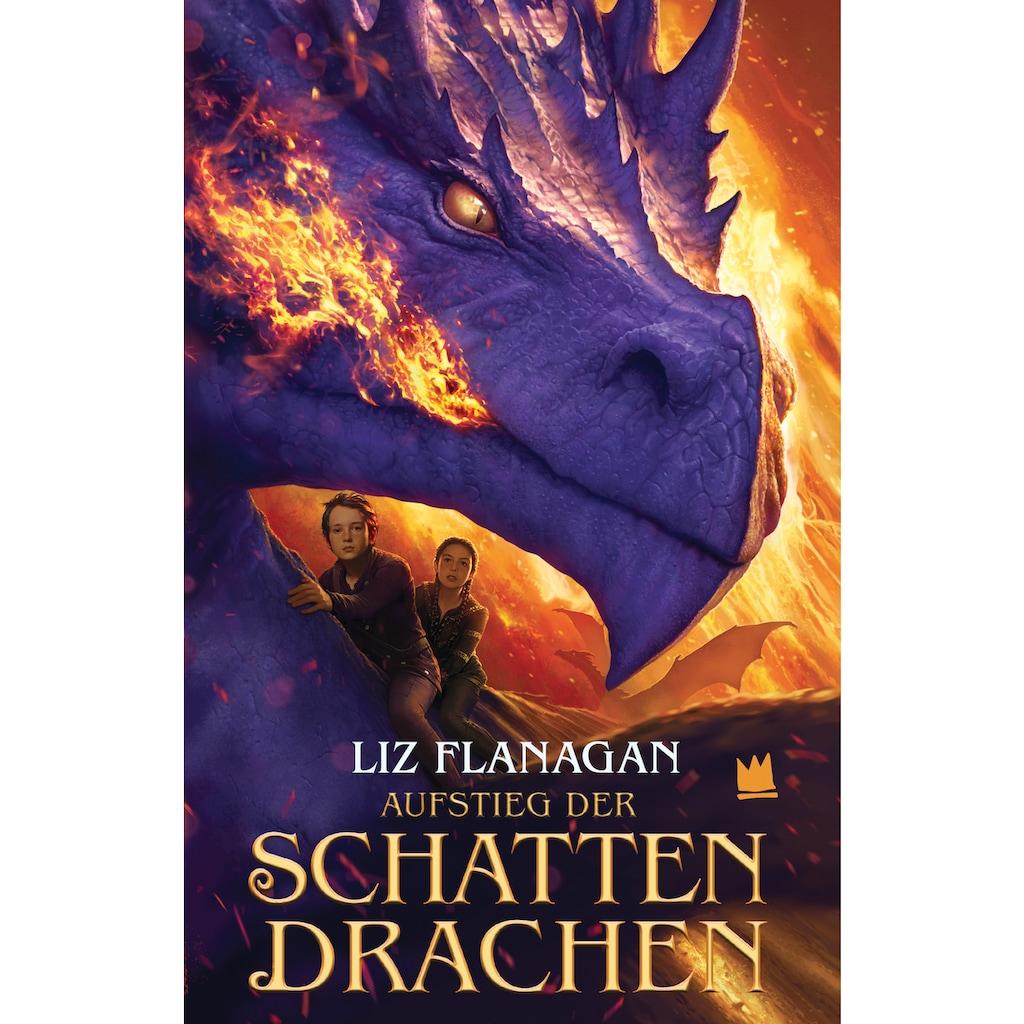 Buch »Aufstieg der Schattendrachen / Liz Flanagan, Bettina Münch«