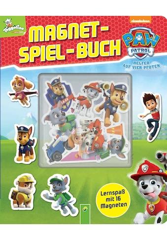 Buch PAW Patrol Magnet - Spiel - Buch / DIVERSE kaufen