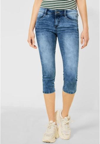 STREET ONE 3/4-Jeans, 4-Pocket Style kaufen