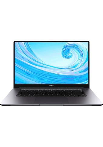 Huawei MateBook D 15 Notebook (39,62 cm / 15,6 Zoll, AMD,Ryzen 5,  -  GB HDD, 256 GB SSD) kaufen