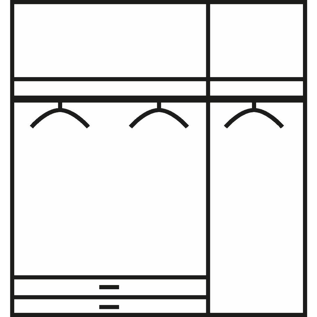 rauch ORANGE Kleiderschrank »Manja«