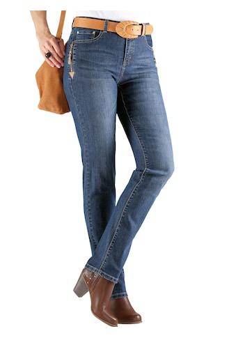 Casual Looks  Jeans in modischer 5 - Pocket - Form kaufen