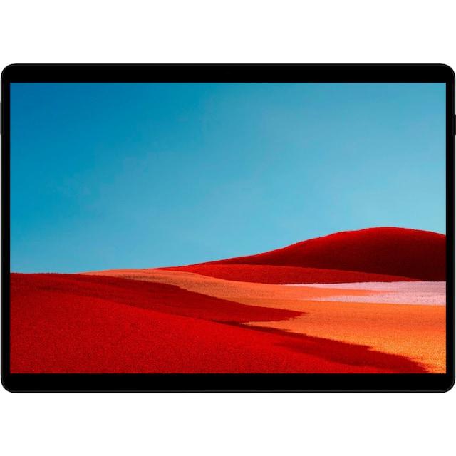 Microsoft Surface Pro X 8GB/256GB Convertible Notebook (33,02 cm / 13 Zoll, Qualcomm, 256 GB SSD)