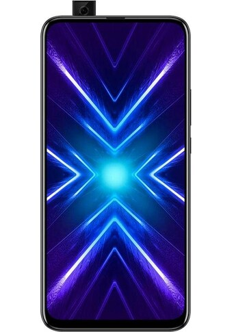 Honor 9X Smartphone (16,7 cm / 6,59 Zoll, 128 GB, 48 MP Kamera) kaufen