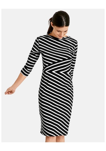 GERRY WEBER Kleid Gewirke »Gestreiftes Kleid« kaufen