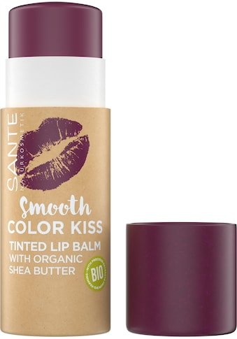 SANTE Lippenpflegestift »Smooth Color Kiss« kaufen