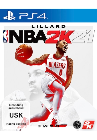 NBA 2K21 PlayStation 4 kaufen