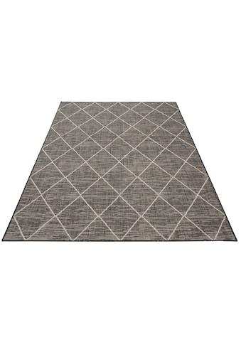 Teppich, »Dubai«, Home affaire, rechteckig, Höhe 3 mm, maschinell gewebt kaufen