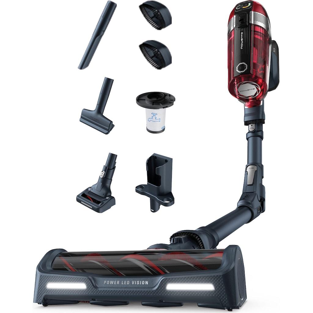 Rowenta Akku-Hand-und Stielstaubsauger »XForce Flex 11.60 RH9878, Animal Care«, Smartes Display