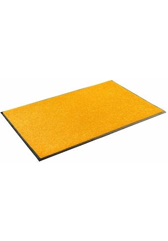 wash+dry by Kleen-Tex Läufer »Trend Uni«, rechteckig, 7 mm Höhe, Schmutzfangläufer,... kaufen