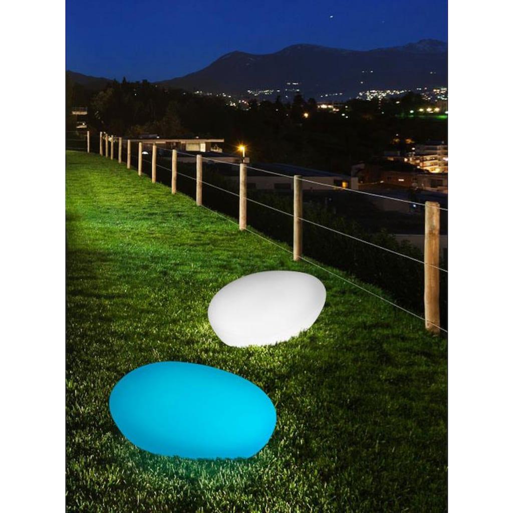 BONETTI LED Gartenleuchte »Steinleuchte«