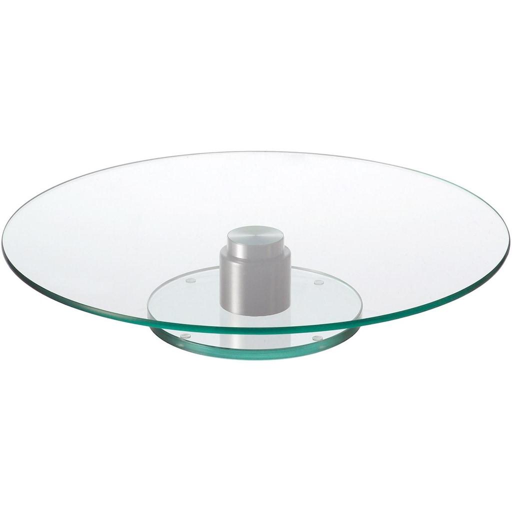 LEONARDO Tortenplatte »Turn«, handmade, Ø 33 cm