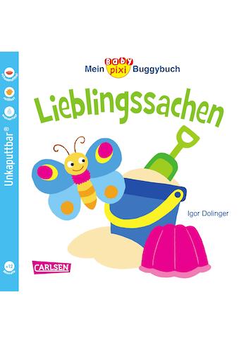 Buch »Baby Pixi (unkaputtbar) 46: Mein Baby-Pixi Buggybuch: Lieblingssachen / Igor... kaufen