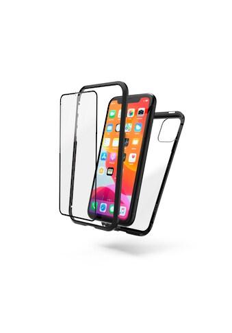 Hama Smartphone-Hülle »Hülle Schwarz/Transparent«, iPhone 11,... kaufen