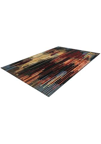 Arte Espina Teppich »Diamond 8039«, rechteckig, 10 mm Höhe, Wohnzimmer kaufen