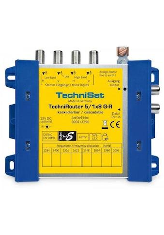 TechniSat SAT - Multischalter »TechniRouter 5/1x8 G - R« kaufen