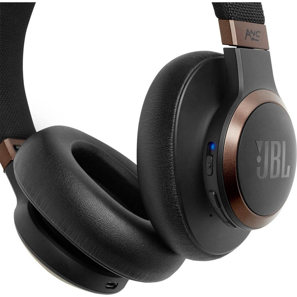 JBL Over-Ear-Kopfhörer »LIVE 650 BTNC«