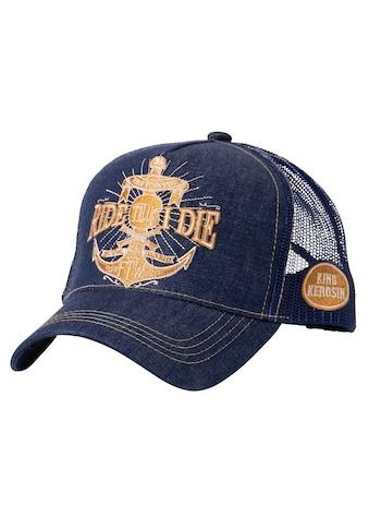 KingKerosin Trucker Cap »Ride Till I Die« kaufen