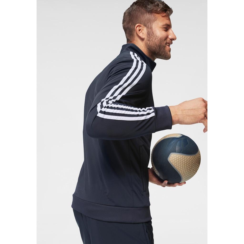 adidas Performance Trainingsjacke »ESSENTIALS 3 STRIPES TT TRIC«