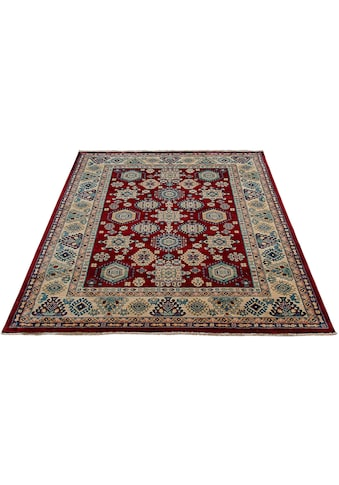 Sehrazat Teppich »Ornament 1349«, rechteckig, 10 mm Höhe, Kurzflor, Orient-Optik, mit... kaufen