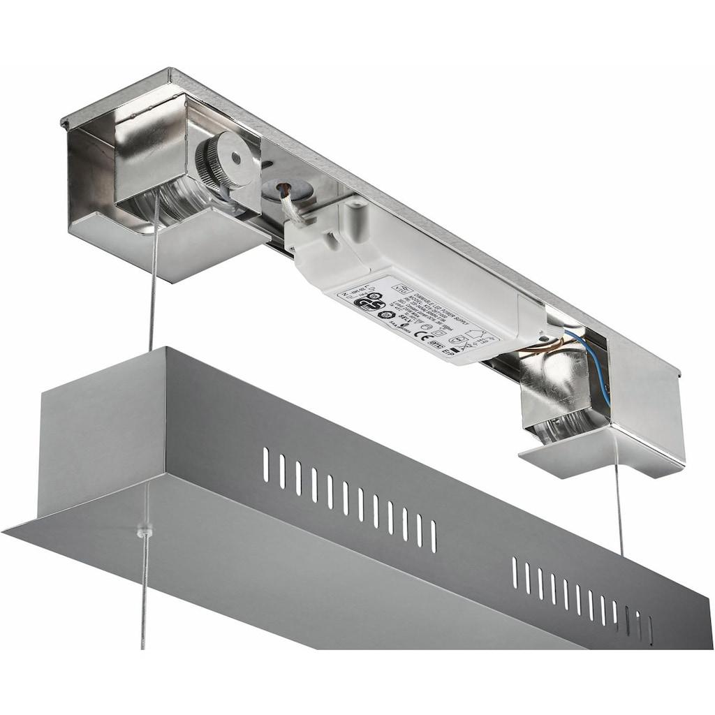 TRIO Leuchten LED Pendelleuchte »Alegro«, LED-Board, Warmweiß, LED Hängelampe, LED Hängeleuchte, Switch Dimmer