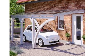 SKANHOLZ Anlehncarport »Eifel«, BxT: 300x541 cm kaufen