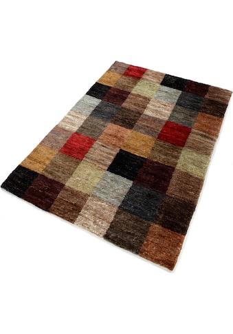 Teppich, »Diamond«, Home affaire, rechteckig, Höhe 10 mm kaufen