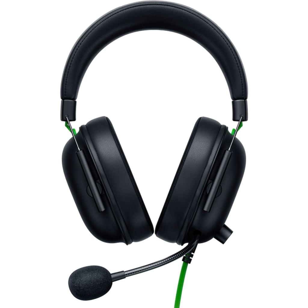 RAZER Headset »Blackshark V2 X«