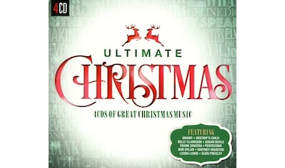 Musik - CD Ultimate...Christmas / Various, (4 CD) kaufen