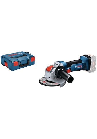 Bosch Professional Akku-Winkelschleifer »GWX 18V-8 125mm (L) solo CLC«, ohne Akku und... kaufen