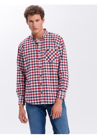 Cross Jeans® Flanellhemd »35305« kaufen