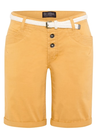 OKLAHOMA PREMIUM DENIM Bermudas »BIRGIT Women, Bermuda Shorts, Regular Fit«, Regular Fit kaufen
