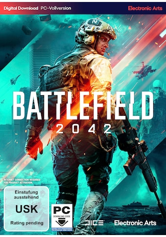 Electronic Arts Spiel »Battlefield 2042«, PC kaufen
