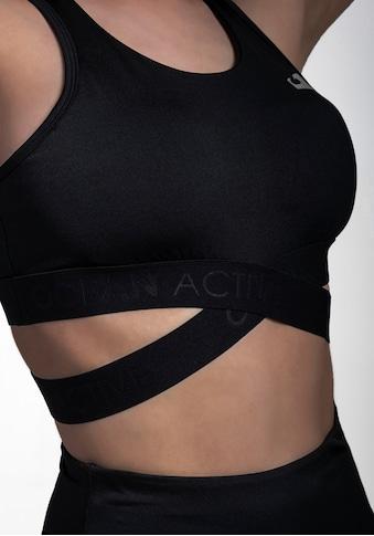 Ocean Sportswear Sporttop »Activewear - Sport Bustier«, Nachhaltig aus recyceltem... kaufen
