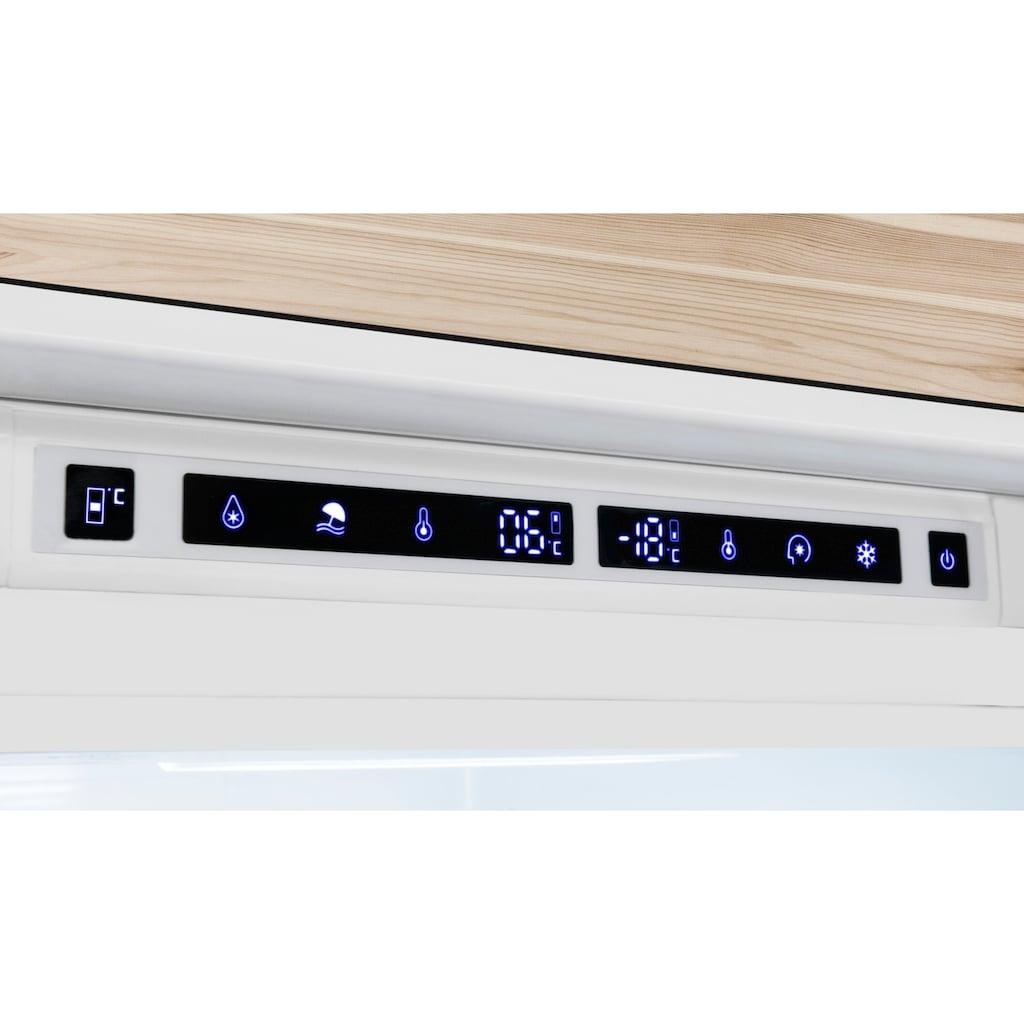 Amica Einbaukühlgefrierkombination »EKGCS 387 950«