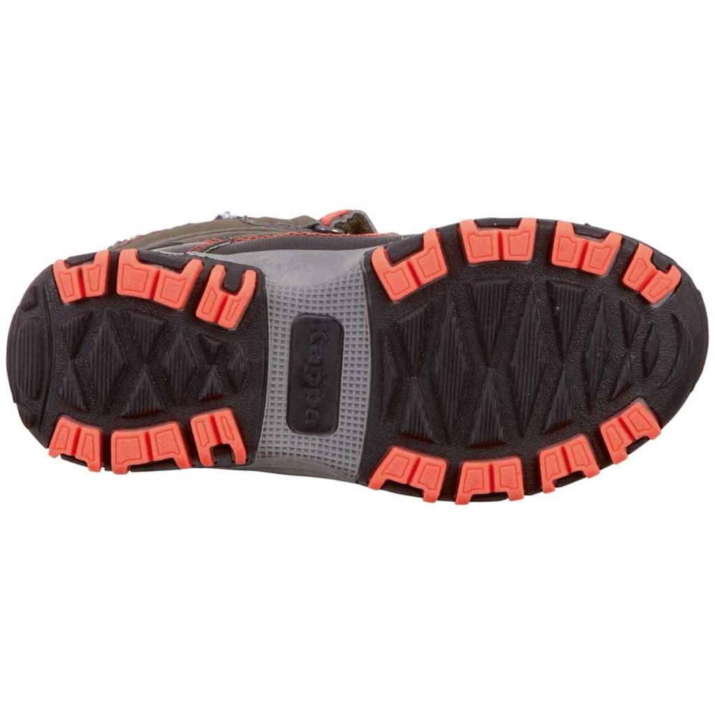 Kappa Winterboots »BONTE TEX T«, wasserdicht, windabweisend &amp; atmungsaktiv<br />