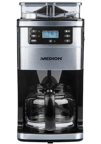 Medion® Kaffeemaschine mit Mahlwerk »MD 15486 - 50060877«, Permanentfilter kaufen