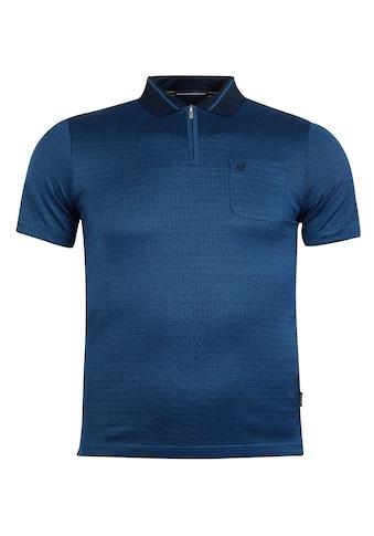 Hajo Poloshirt, in Jacquardstruktur kaufen