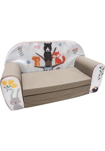 Knorrtoys® Sofa »Forest«, für Kinder; Made in Europe kaufen