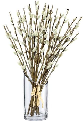Creativ green Kunstblume (3er Bund mit jeweils 3 Weidenkätzchen) kaufen