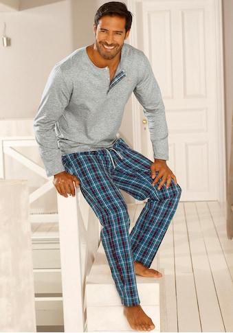 s.Oliver Pyjama, in langer Form kaufen