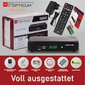 Opticum Red »AX 150 Full HD« SAT-Receiver