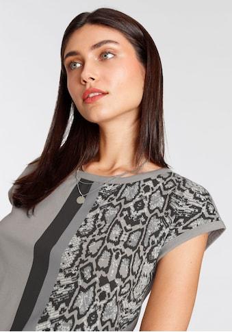 Laura Scott T-Shirt, in Animal-Optik - NEUE KOLLEKTION kaufen