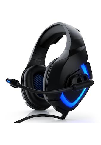 "CSL USB Gaming Headset ""GHS - 103"" mit Mikrofon »Kopfhörer für PC (Win XP/7/8/8.1/10), PS4/4 Pro« kaufen"