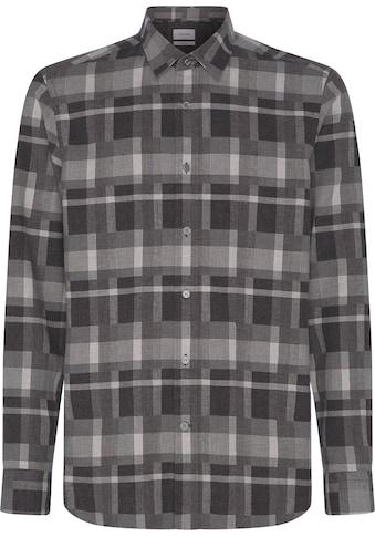 Calvin Klein Flanellhemd »FLANNEL CHECK SHIRT« kaufen