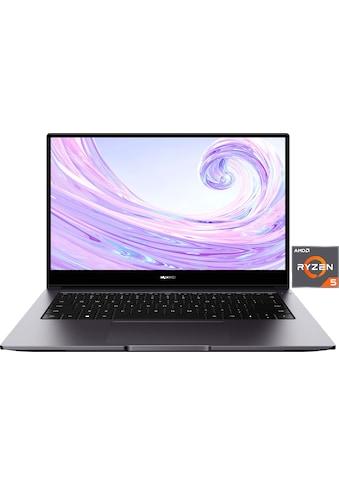 Huawei MateBook D 14 Notebook (35,56 cm / 14 Zoll, AMD,Ryzen 5,  -  GB HDD, 512 GB SSD) kaufen