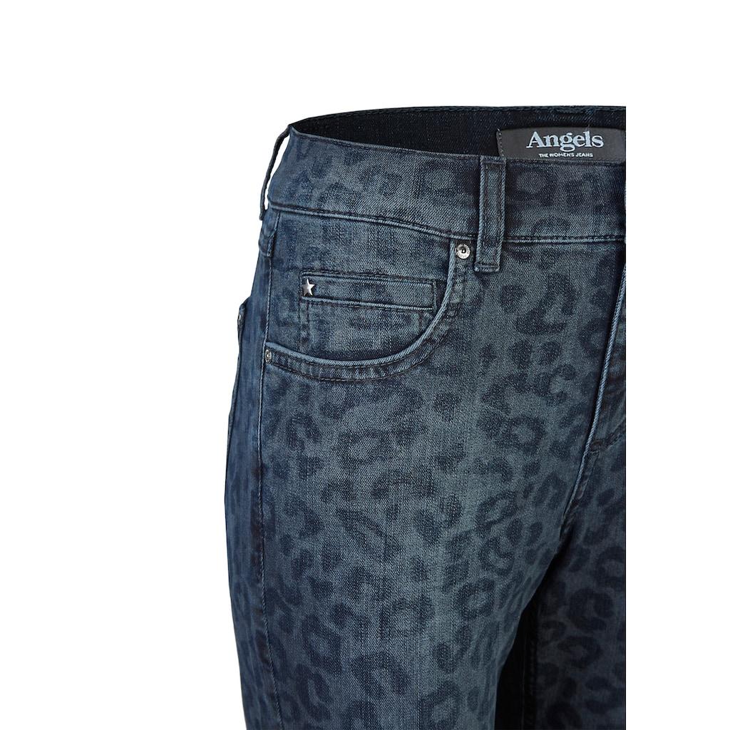 ANGELS Hose 'Cici' mit Leoparden-Muster