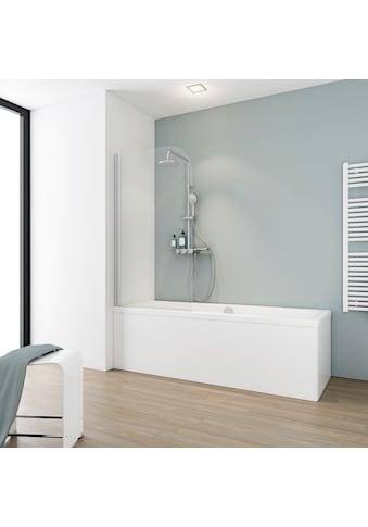 SCHULTE Badewannenfaltwand »Komfort«, zum Kleben, B x H 80 x 140 cm kaufen